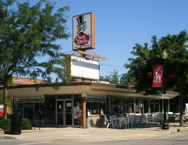 Cock Robin Ice Cream in Wheaton, Illinois