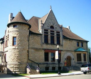 DuPage County Historical Museum-DuPage County Historical Museum